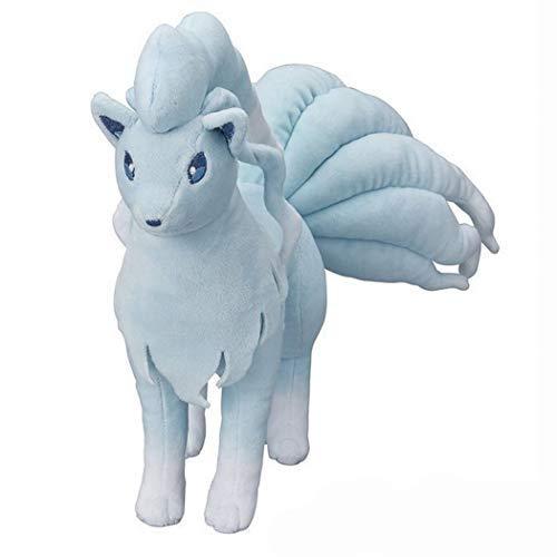 Latim 9' Alola Ninetales Animals Plush Doll Soft for Kids Best Gift Dolls Figure
