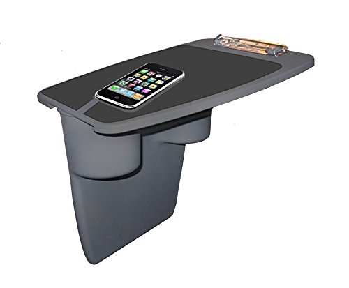 Car Desk 20101 Mobile Workstation with Removable Clip Board