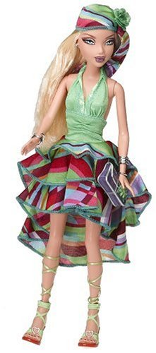 My Scene - Barbie - Project Runway Doll