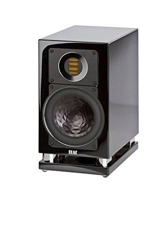 ELAC BS403 Bookshelf Home Speaker (Pair, Black)