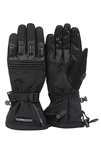 Huntworth Thermologic Heated Gloves, Black, Large