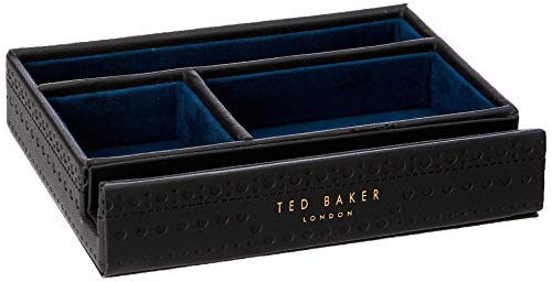 Ted Baker Valet Tray Beauty Case, Black