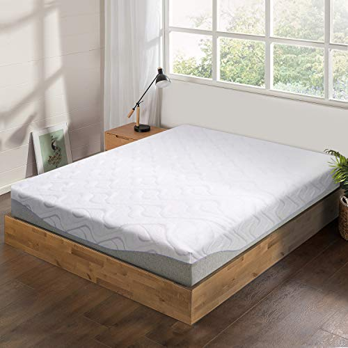 Best Price Mattress 9' Gel-Infused Memory Foam Mattress - Queen