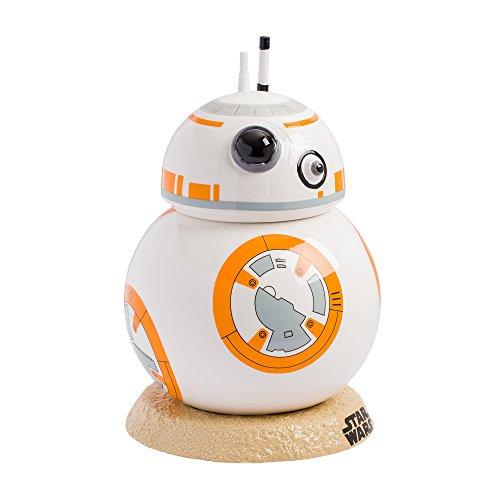Vandor Star Wars BB-8 Ceramic Sculpted Cookie Jar