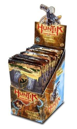 Upper Deck Huntik Secrets and Seekers TCG - Booster Box