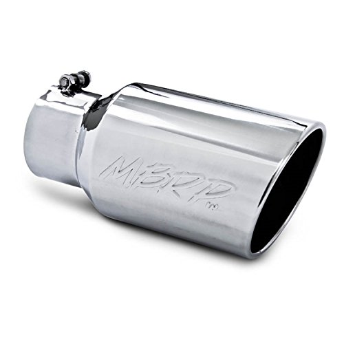 MBRP T5073 6' O.D. Angled Rolled Exhaust Tip (T304)