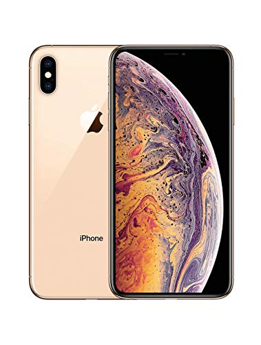 Apple iPhone XS, US Version, 256GB, Gold - T-Mobile (Renewed)