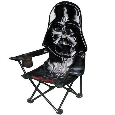 Star Wars Kids Character Chair Darth Vader Chair