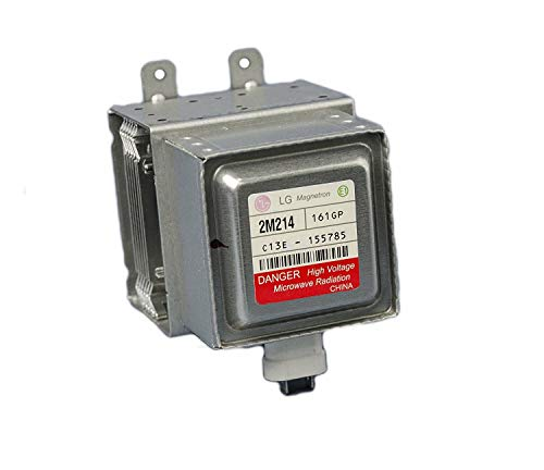 Primeco 53001044 Microwave Magnetron Compatible for Whirlpool Made by OEM Parts Manufacturer, WP53001044, AP6009649, PS11742817-1 Year Warranty