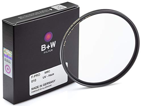 B + W 95mm UV Protection Filter (010) for Camera Lens – Standard Mount (F-PRO), MRC, 16 Layers Multi-Resistant Coating, Photography Filter, 95 mm, Clear Protector