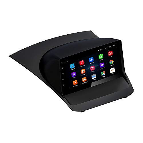 Android 10 Autoradio Car Navigation Headunit Multimedia Player GPS Radio Touch Screen for Ford Fiesta 2013-2017
