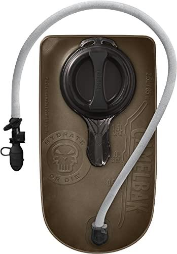 CamelBak - Mil Spec Crux 85 oz/2.5L Accessory Reservoir with Grey Tube Cover (2177001085)