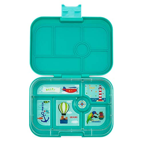 Yumbox Original Bento Lunchbox for Children (Kashmir Aqua)