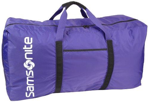 Samsonite Tote-A-Ton 32.5-Inch Duffel Bag, Purple, Single