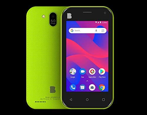 BLU Advance L5 A390L 4' GSM Unlocked 16GB Dual Sim 5MP Android Smartphone (Lime)