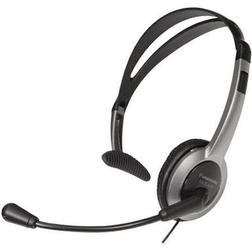 Panasonic KX-TCA430 Comfort-Fit, Foldable Headset (Renewed)
