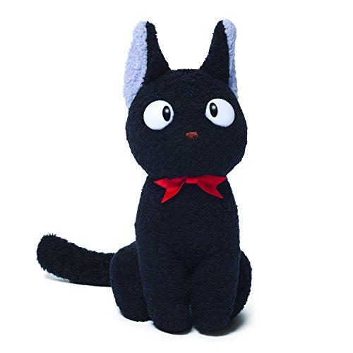 GUND Kikis Delivery Service Jiji Cat Stuffed Animal Plush, 6'