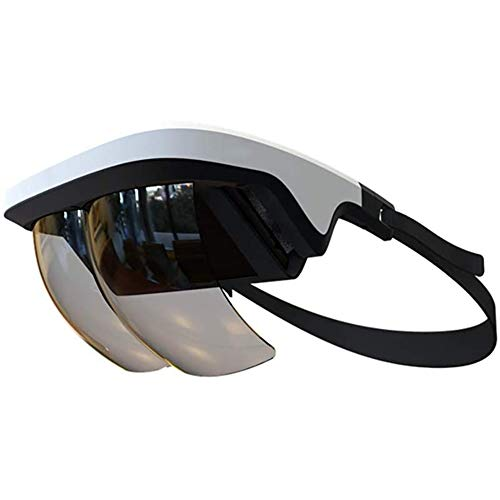 Tiamu AR Headset, AR Glasses 3D Video Augmented Reality VR Headset Glasses for & Android 3D Videos and Games