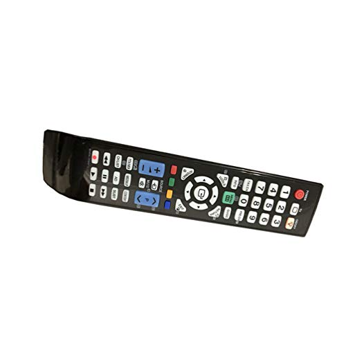 Easy Replacement Remote Conrtrol Suitable for Samsung LN40A750R1FXZA LN40A530 LN40A530P1F Plasma LCD LED HD TV