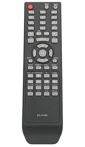 Smartby EN-KA92 Remote for Hisense H3 Series LED TV Remote Control-Works with Hisense 32H3E 32H3C 40H3E 40H3C