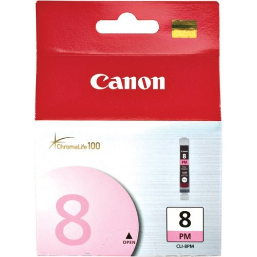 Canon CLI-8 Photo Magenta Ink Tank Compatible to Pro9000 and  Pro9000 Mark II