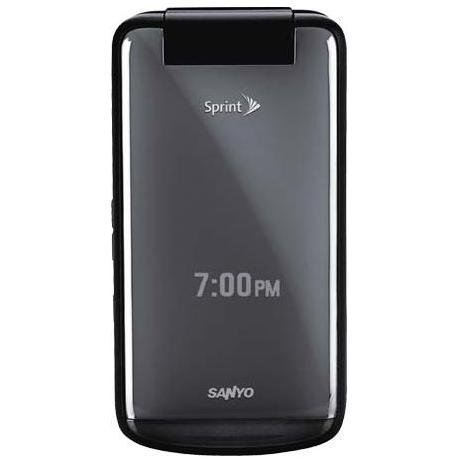 Sanyo SCP-3810 Gray Sprint Cell Phone
