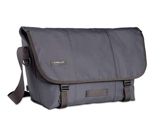 TIMBUK2 Classic Messenger Bag, Gunmetal, Medium