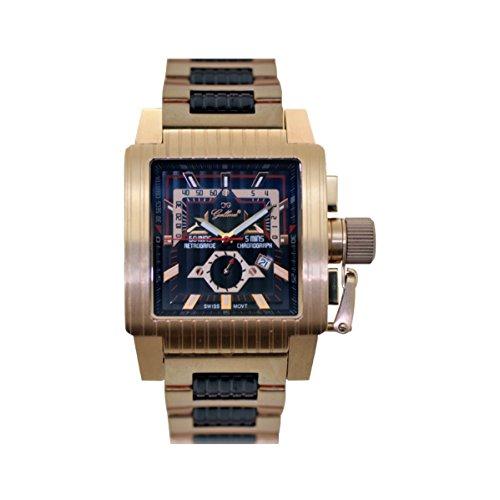 Gallucci Men's Sporty Chronograph Quartz Watch