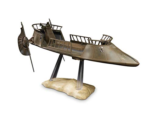 Star Wars The Vintage Collection - Episode VI Return of The Jedi - Jabba'S Tatooine Skiff Collectible Vehicle