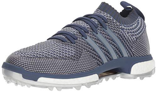 adidas Men's Tour360 Knit Golf Shoe, Noble Indigo/Clear Bold Onix, 10 M US