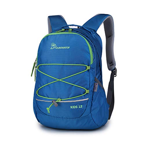 Mountaintop Pre-School Kindergarten Backpack for Boys Girls, 15X 11.4X 5.9in