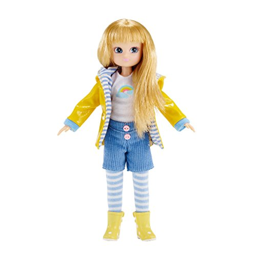Lottie Muddy Puddles Doll | Best Toys for Girls & Boys | Dolls For Girls & Boys | Gifts For 6 Year Old Girls | Fashionista Dolls With Festival Vibe