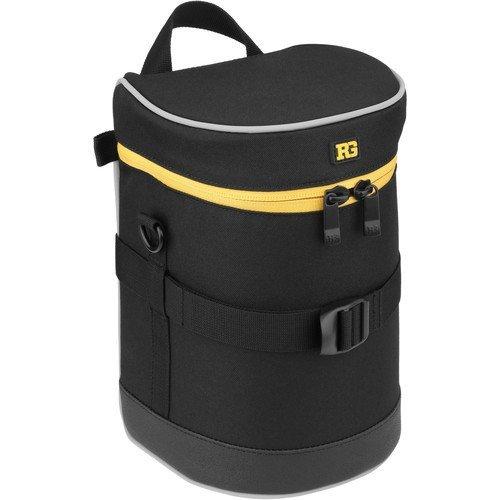 Ruggard Lens Case 8.5 x 4.5 (Black)