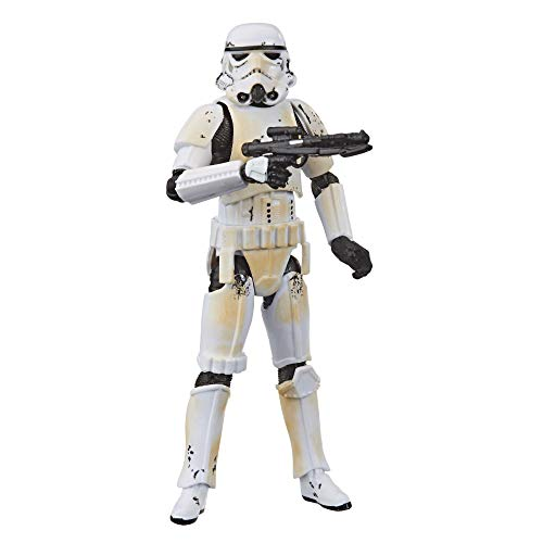 Star Wars The Vintage Collection The Mandalorian Remnant Stormtrooper Toy, 3.75' Scale Action Figure