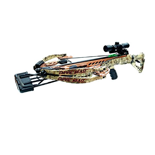 SA Sports Beast 400 Reverse Cam Crossbow Pkg. Kryptek Kryptek Highlander, One Size