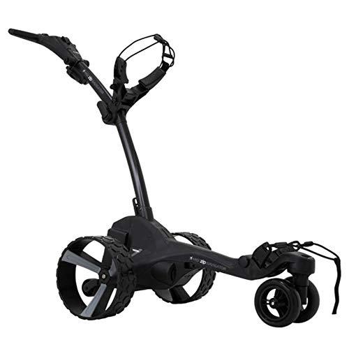 MGI Golf Zip Navigator Electric Caddy Black/Gray