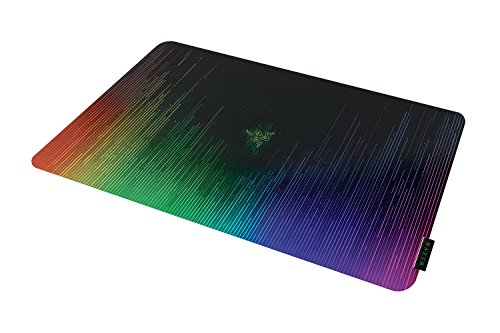 Razer Sphex V2 Gaming Mouse Pad: Ultra-Thin Form Factor - Optimized Gaming Surface - Polycarbonate Finish