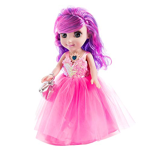 Moly-princess 18 Inch Doll for Girl-Singing Dolls Gift for Your Children