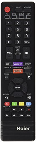 Haier TV-5620-128 Remote Control