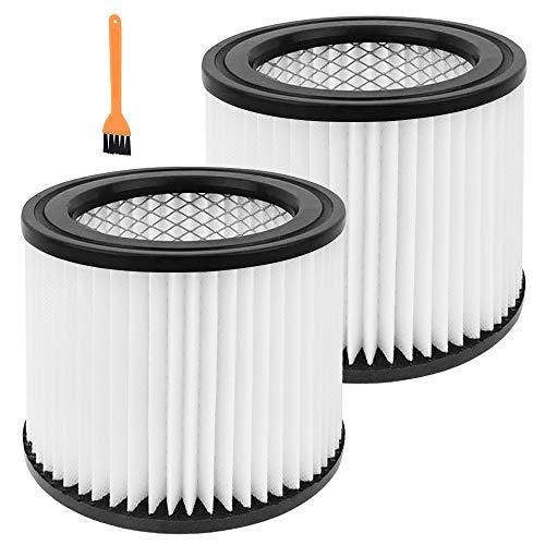 IN VACUUM 2 Pack Replacement for Shop-Vac 90398, 903-98, 9039800, 903-98-00, Hangup Wet/Dry Vacuum Cartridge Filter