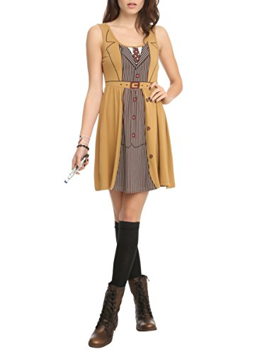 Hot Topic Doctor Who Her Universe David Tennant Tenth Doctor Costume Dress
