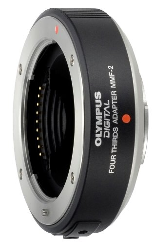 Olympus Mmf-2 Four Thirds Lens Adapter For Micro Four Thirds Cameras
