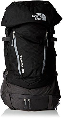 The North Face Terra 65 TNF Black/Asphalt Grey LG/XL