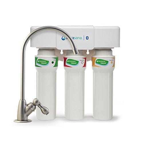 Aquasana AQ-5300+.55 3-Stage Max Flow Under Sink Water Filter