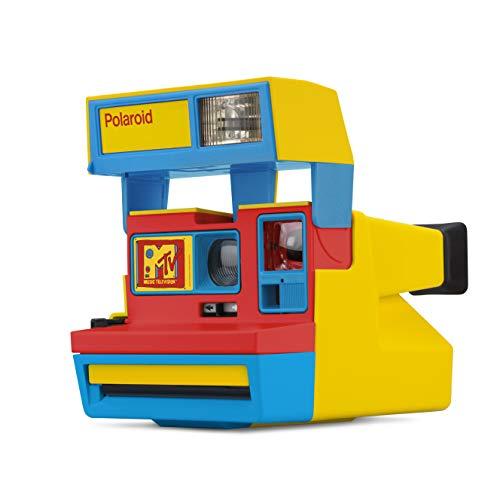 Polaroid - Vintage Polaroid 600 Camera MTV Stereo Cam (4982)