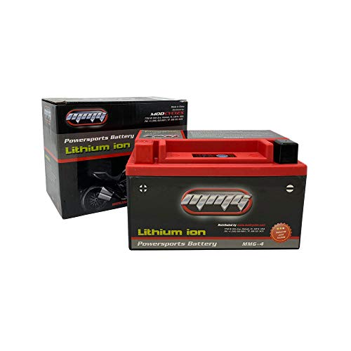 MMG YTX14-BS Lithium Ion Factory Sealed Powersports Battery 12V 300CCA, ATV for Honda TRX Series Fourtrax Rancher Foreman Rubicon (MMG4)