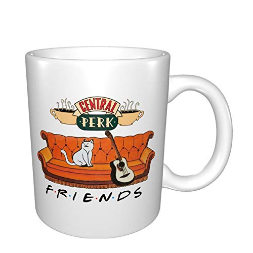 Friends Tv Show Sitcoms Have Kramer Characters Mug Coffee Or Tea Mug Great For Any Occasion