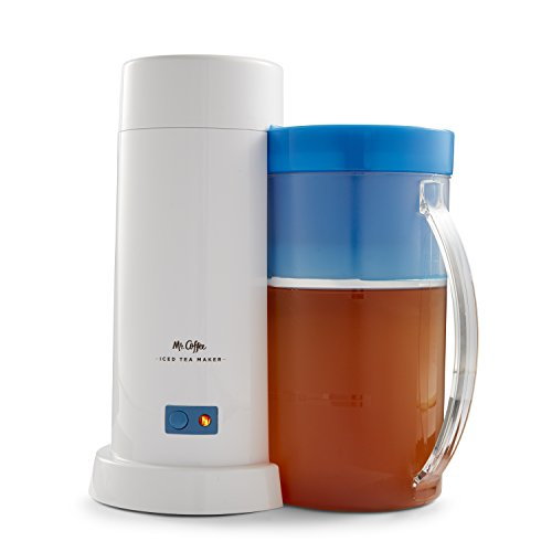 Mr. Coffee TM75 Iced Tea Maker, 1 EA, Blue
