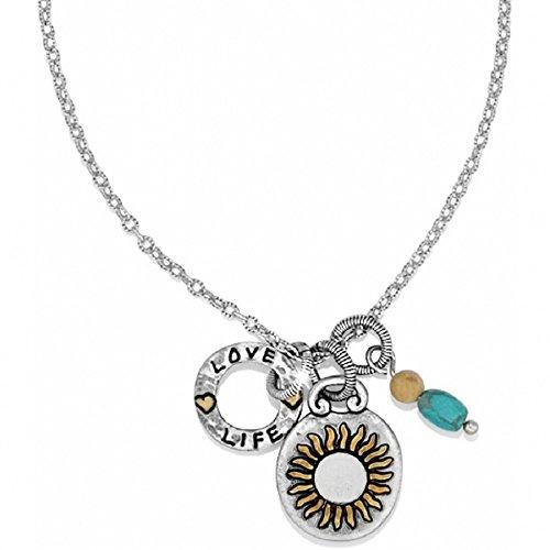 Brighton Art & Soul Cherish Long Necklace