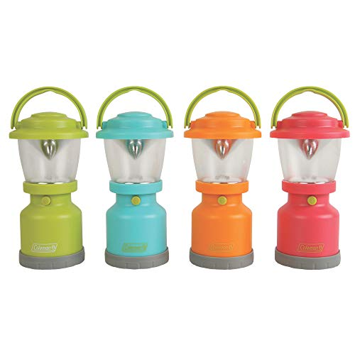 Coleman Kids LED Adventure Mini Lantern 1-Count, Colors may vary